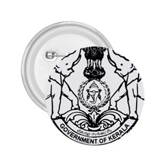 Seal Of Indian State Of Kerala 2 25  Buttons by abbeyz71