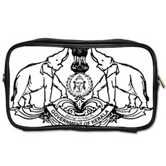Seal Of Indian State Of Kerala Toiletries Bags 2 Side by abbeyz71