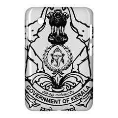 Seal Of Indian State Of Kerala Samsung Galaxy Tab 2 (7 ) P3100 Hardshell Case  by abbeyz71