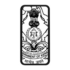 Seal Of Indian State Of Kerala Apple Iphone 5c Seamless Case (black) by abbeyz71