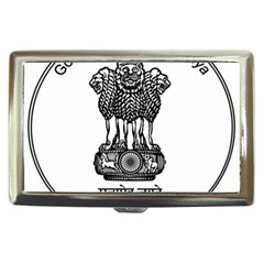 Seal Of Indian State Of Meghalaya Cigarette Money Cases by abbeyz71