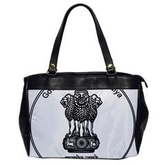Seal Of Indian State Of Meghalaya Office Handbags by abbeyz71