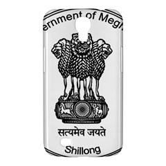 Seal Of Indian State Of Meghalaya Samsung Galaxy Mega 6 3  I9200 Hardshell Case by abbeyz71