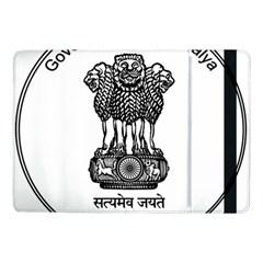 Seal Of Indian State Of Meghalaya Samsung Galaxy Tab Pro 10 1  Flip Case by abbeyz71