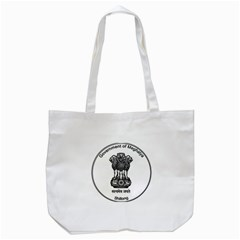 Seal Of Indian State Of Meghalaya Tote Bag (white) by abbeyz71