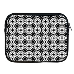 Geometric Modern Baroque Pattern Apple Ipad 2/3/4 Zipper Cases by dflcprints