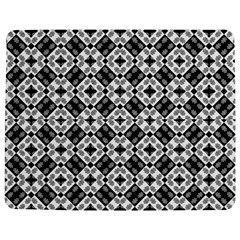 Geometric Modern Baroque Pattern Jigsaw Puzzle Photo Stand (rectangular) by dflcprints