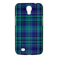 Plaid Design Samsung Galaxy Mega 6 3  I9200 Hardshell Case by Valentinaart