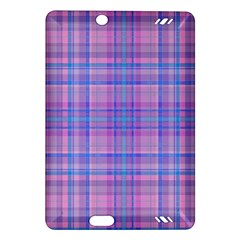Plaid Design Amazon Kindle Fire Hd (2013) Hardshell Case by Valentinaart