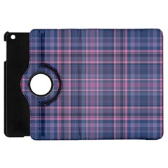 Plaid Design Apple Ipad Mini Flip 360 Case by Valentinaart