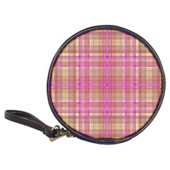 Plaid Design Classic 20 Cd Wallets by Valentinaart