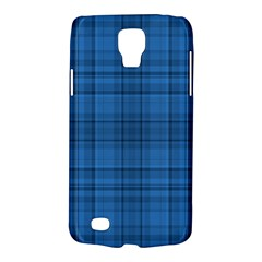 Plaid Design Galaxy S4 Active by Valentinaart