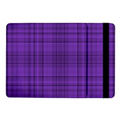 Plaid Design Samsung Galaxy Tab Pro 10 1  Flip Case by Valentinaart
