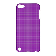 Plaid Design Apple Ipod Touch 5 Hardshell Case by Valentinaart