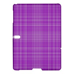 Plaid Design Samsung Galaxy Tab S (10 5 ) Hardshell Case  by Valentinaart