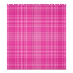 Plaid Design Shower Curtain 66  X 72  (large)  by Valentinaart