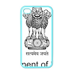 Seal Of Indian State Of Mizoram Apple Iphone 4 Case (color) by abbeyz71