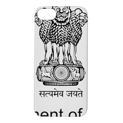 Seal Of Indian State Of Mizoram Apple Iphone 5s/ Se Hardshell Case by abbeyz71