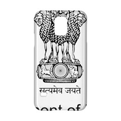 Seal Of Indian State Of Mizoram Samsung Galaxy S5 Hardshell Case  by abbeyz71
