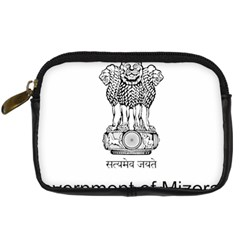 Seal Of Indian State Of Mizoram Digital Camera Cases by abbeyz71