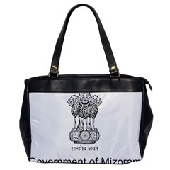 Seal Of Indian State Of Mizoram Office Handbags by abbeyz71