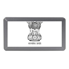 Seal Of Indian State Of Mizoram Memory Card Reader (mini) by abbeyz71