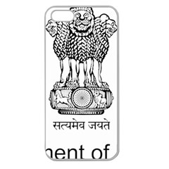Seal Of Indian State Of Mizoram Apple Seamless Iphone 5 Case (clear) by abbeyz71