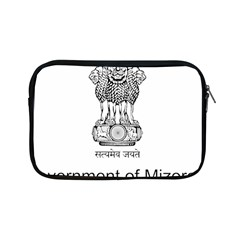 Seal Of Indian State Of Mizoram Apple Ipad Mini Zipper Cases by abbeyz71