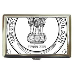Seal Of Indian State Of Punjab Cigarette Money Cases by abbeyz71