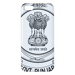 Seal Of Indian State Of Punjab Iphone 5s/ Se Premium Hardshell Case by abbeyz71