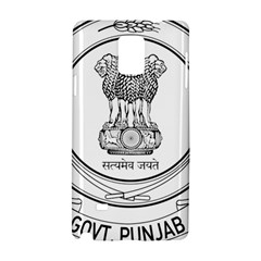 Seal Of Indian State Of Punjab Samsung Galaxy Note 4 Hardshell Case by abbeyz71