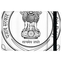 Seal Of Indian State Of Punjab Ipad Air 2 Flip by abbeyz71