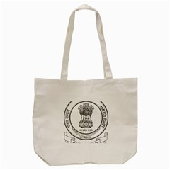 Seal Of Indian State Of Punjab Tote Bag (cream) by abbeyz71