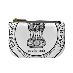 Seal Of Indian State Of Punjab Mini Coin Purses by abbeyz71
