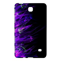 Fire Samsung Galaxy Tab 4 (8 ) Hardshell Case  by Valentinaart
