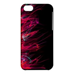 Fire Apple Iphone 5c Hardshell Case by Valentinaart