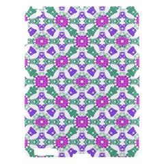 Multicolor Ornate Check Apple Ipad 3/4 Hardshell Case by dflcprints