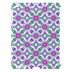 Multicolor Ornate Check Apple Ipad 3/4 Hardshell Case (compatible With Smart Cover) by dflcprints