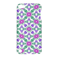 Multicolor Ornate Check Apple Ipod Touch 5 Hardshell Case by dflcprints