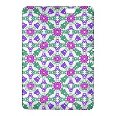 Multicolor Ornate Check Kindle Fire Hdx 8 9  Hardshell Case by dflcprints