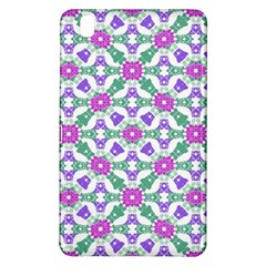 Multicolor Ornate Check Samsung Galaxy Tab Pro 8 4 Hardshell Case by dflcprints