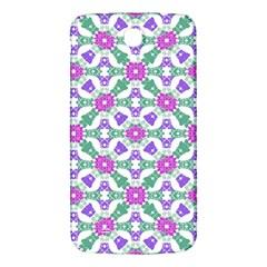 Multicolor Ornate Check Samsung Galaxy Mega I9200 Hardshell Back Case by dflcprints
