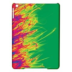 Fire Ipad Air Hardshell Cases by Valentinaart