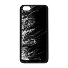 Fire Apple Iphone 5c Seamless Case (black) by Valentinaart