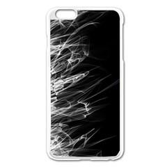 Fire Apple iPhone 6 Plus/6S Plus Enamel White Case