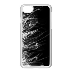 Fire Apple iPhone 7 Seamless Case (White)