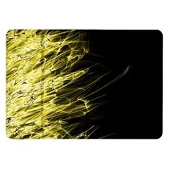 Fire Samsung Galaxy Tab 8 9  P7300 Flip Case by Valentinaart