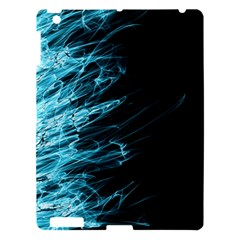 Fire Apple Ipad 3/4 Hardshell Case by Valentinaart