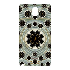 Wood In The Soft Fire Galaxy Pop Art Samsung Galaxy Note 3 N9005 Hardshell Back Case by pepitasart