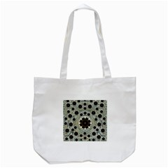 Wood In The Soft Fire Galaxy Pop Art Tote Bag (white) by pepitasart